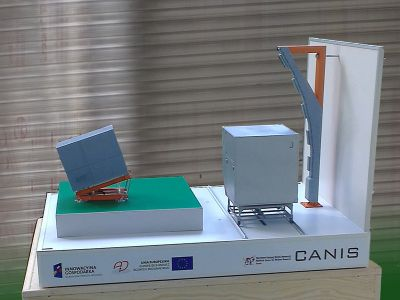 CANIS radiographic system